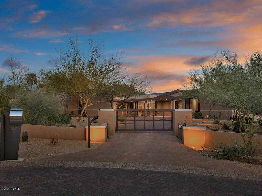 $5,795,000 - 6Br/8Ba - Home for Sale in Enclave In Paradise Valley, Paradise Valley