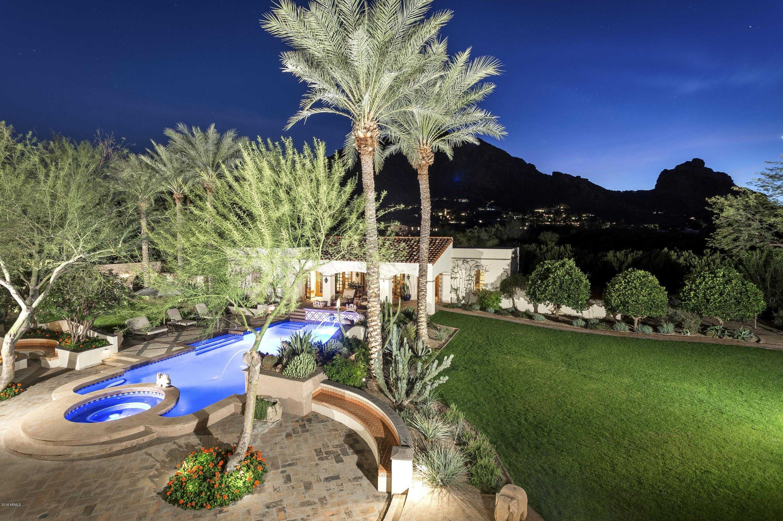 $12,488,000 - 8Br/10Ba - Home for Sale in Tilyou Ranchito Lot 1-6, Paradise Valley
