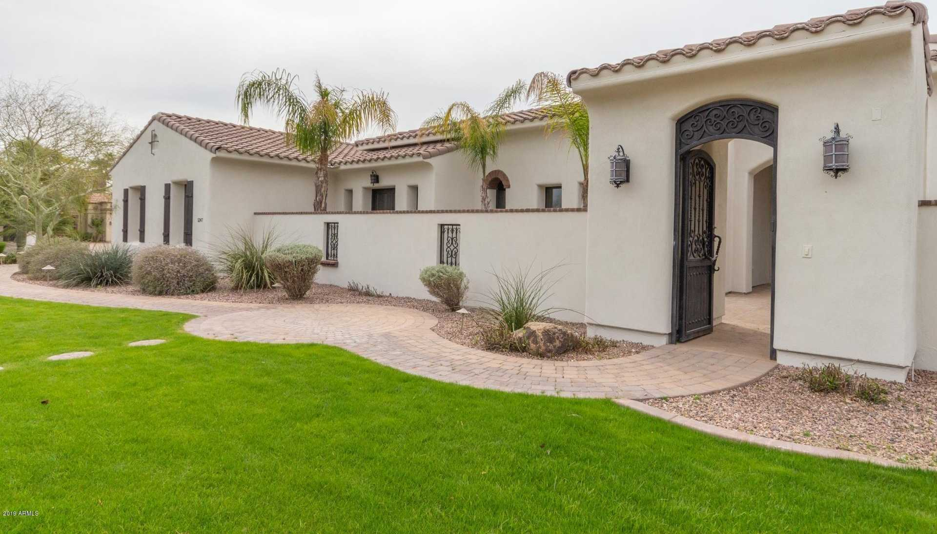 $2,800,000 - 5Br/5Ba - Home for Sale in Turquoise Hills 1a, Paradise Valley