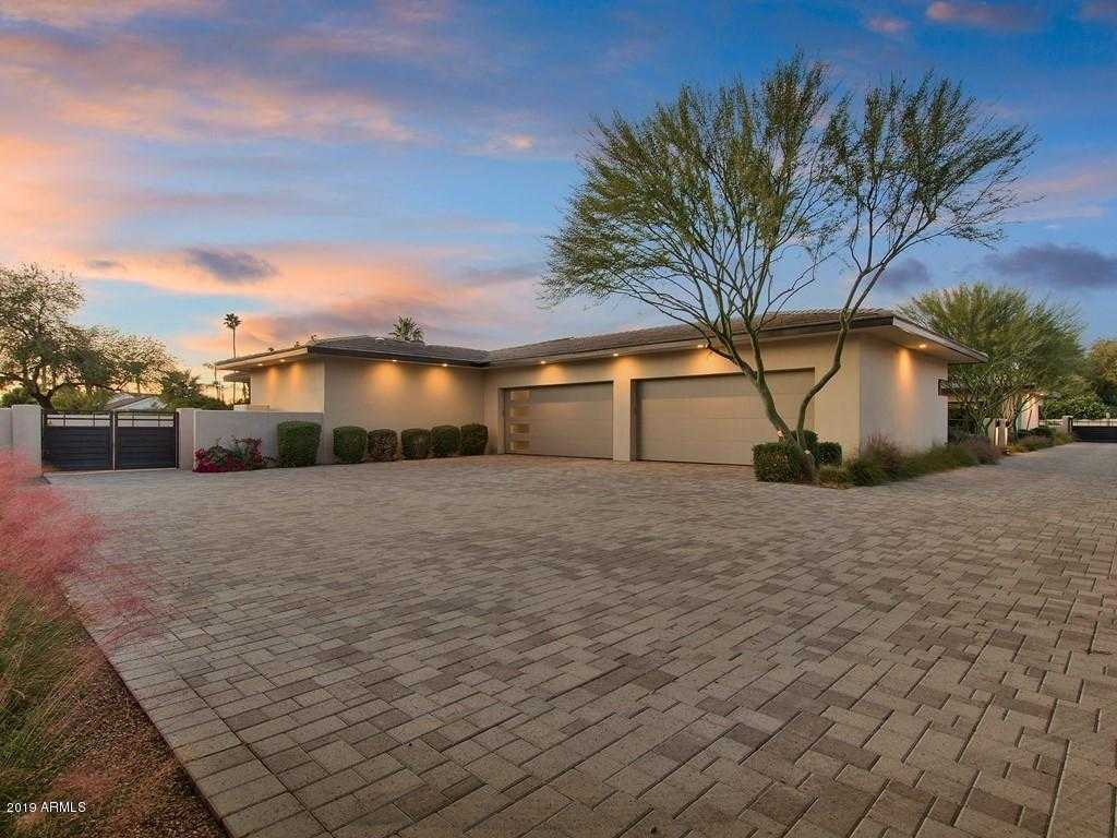 $3,995,000 - 4Br/5Ba - Home for Sale in 7m Ranch Estates, Paradise Valley