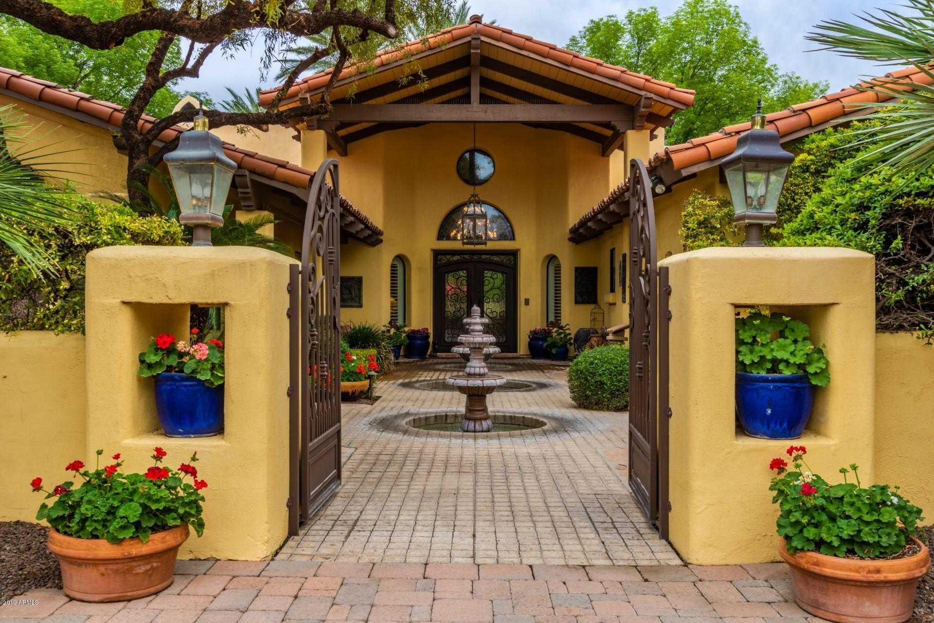 $1,750,000 - 4Br/4Ba - Home for Sale in Brigadoon Estates, Paradise Valley