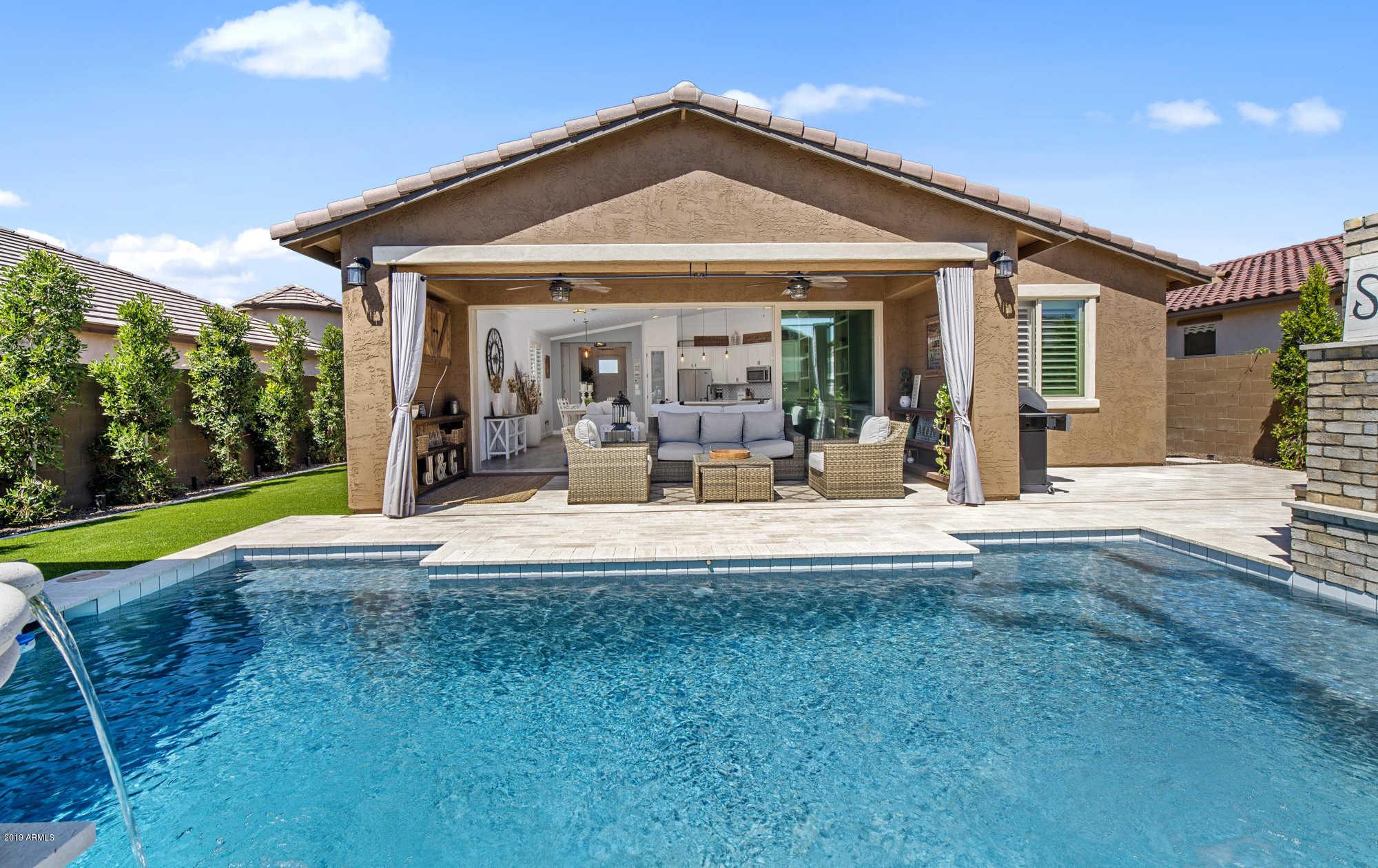 $500,000 - 3Br/2Ba - Home for Sale in Eastmark Dev Unit 7 North Parcels 7-6 Thru 7-12, Mesa