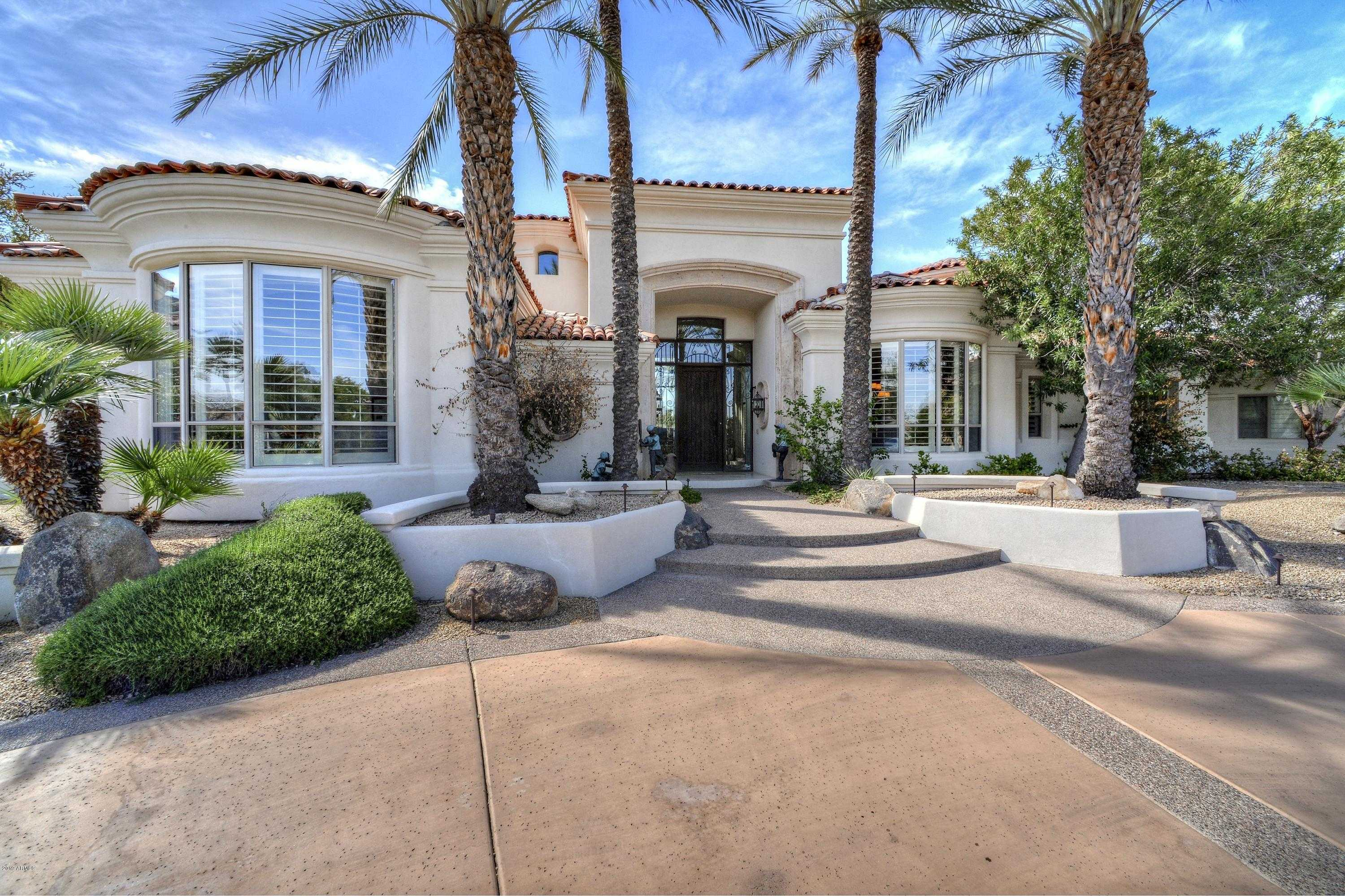 $2,750,000 - 5Br/7Ba - Home for Sale in Canyon Horizons, Paradise Valley