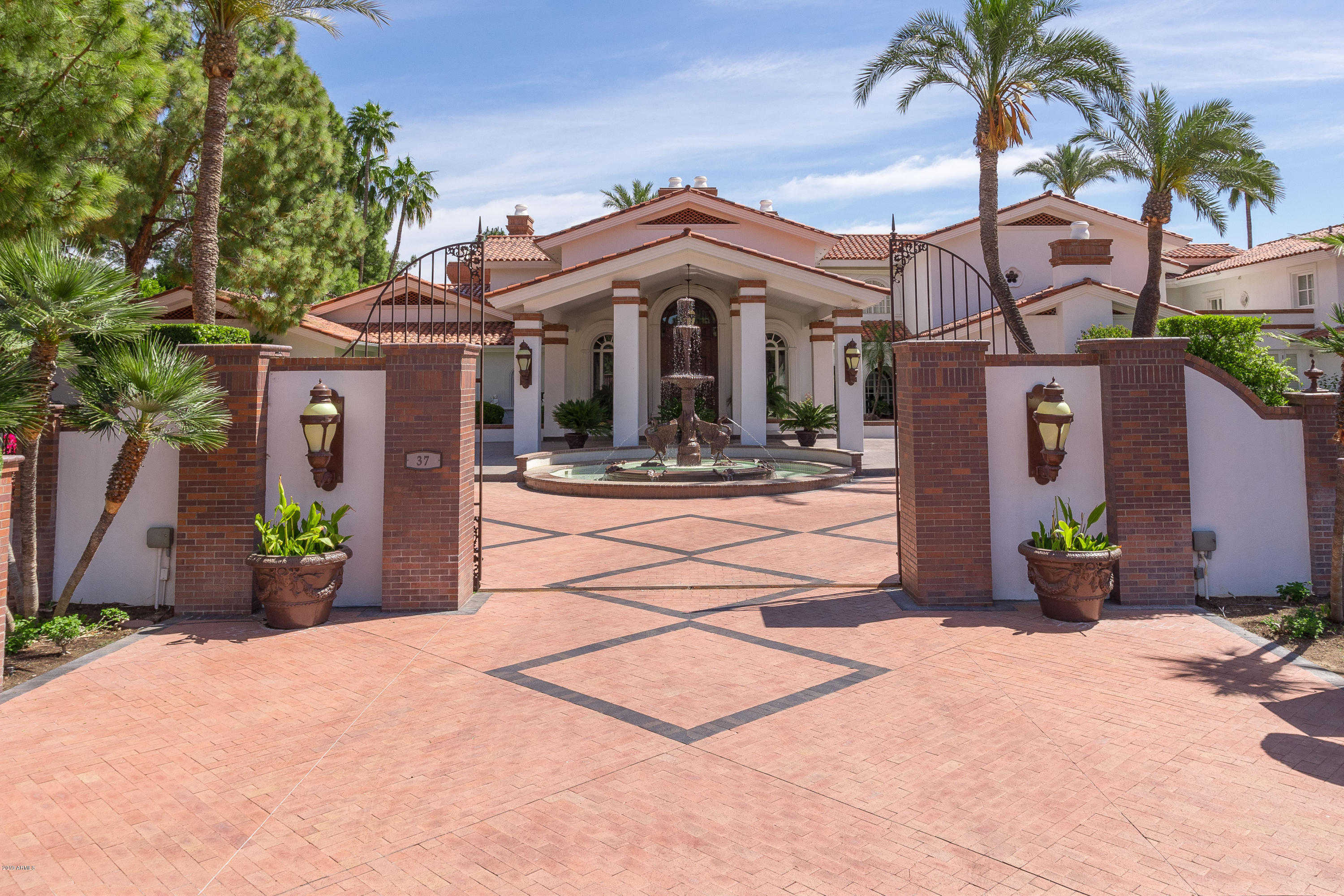 $5,495,000 - 8Br/11Ba - Home for Sale in Biltmore Estates Blk K Lots 37-44, Phoenix