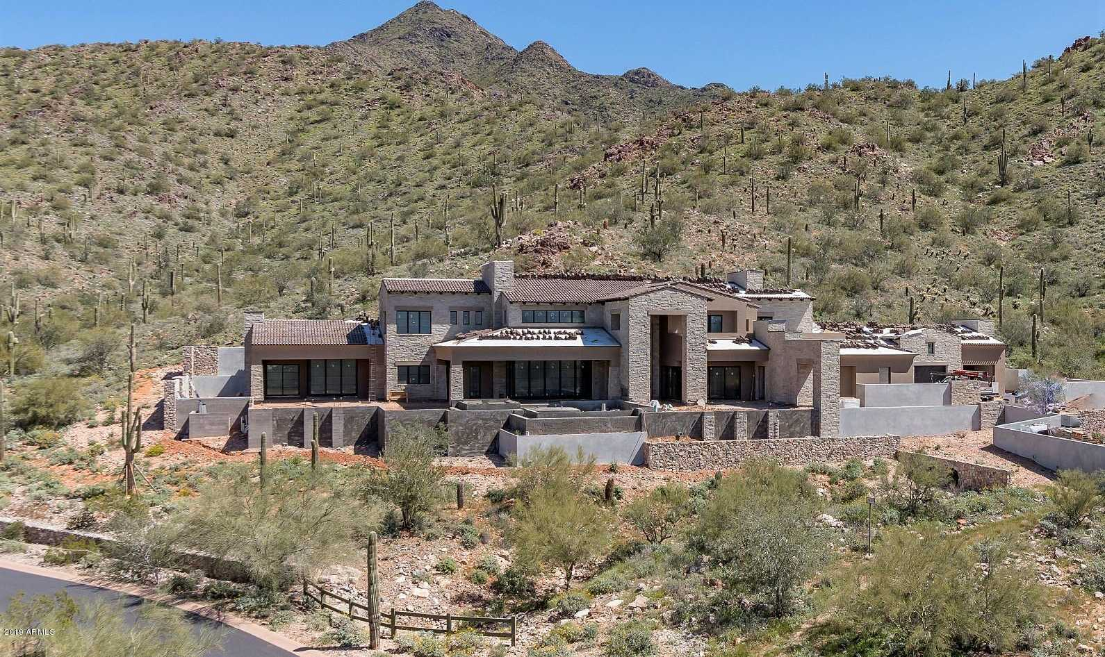 $8,995,000 - 6Br/8Ba - Home for Sale in Silverleaf At Dc Ranch, Scottsdale