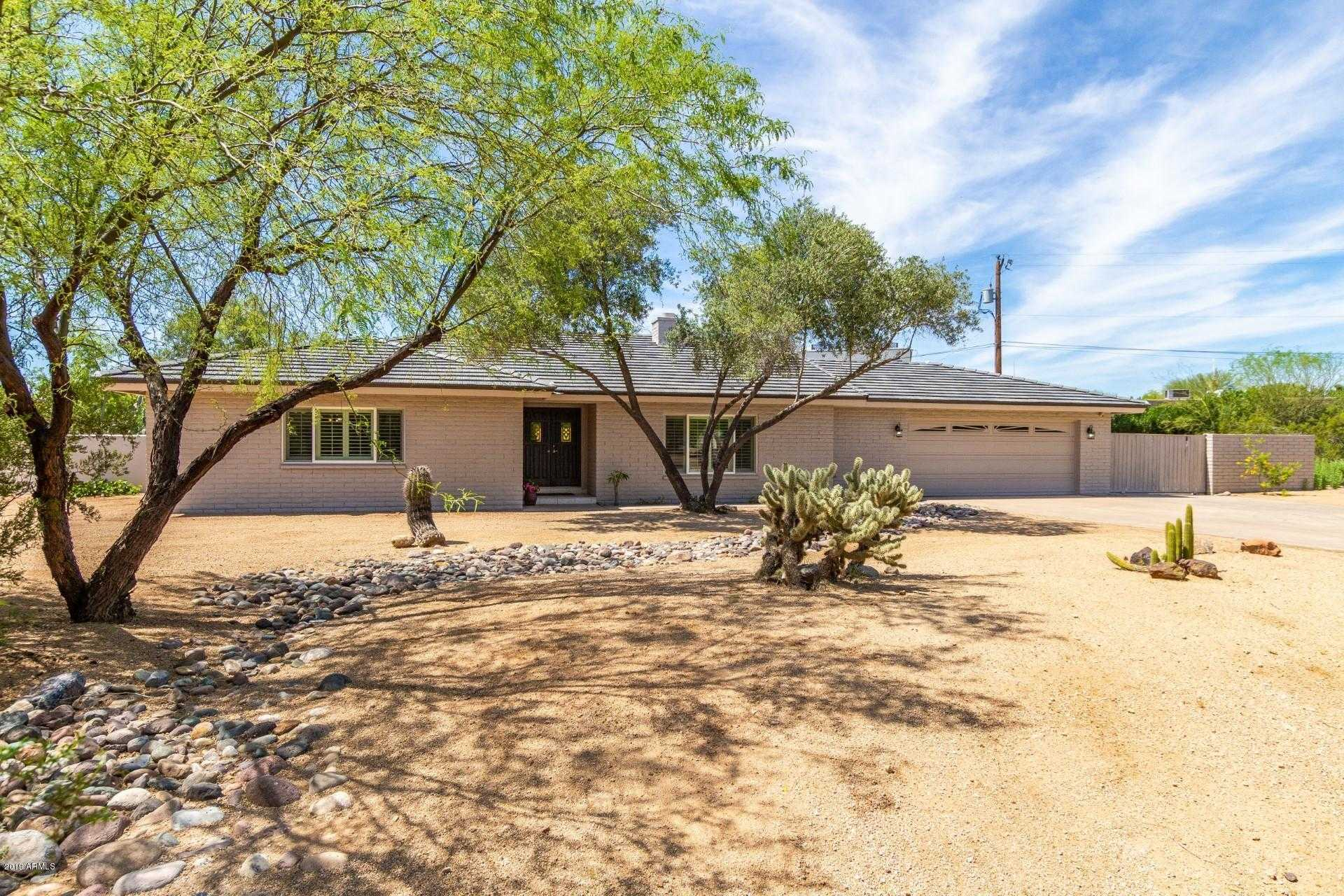 $750,000 - 4Br/3Ba - Home for Sale in Metes And Bounds, Paradise Valley