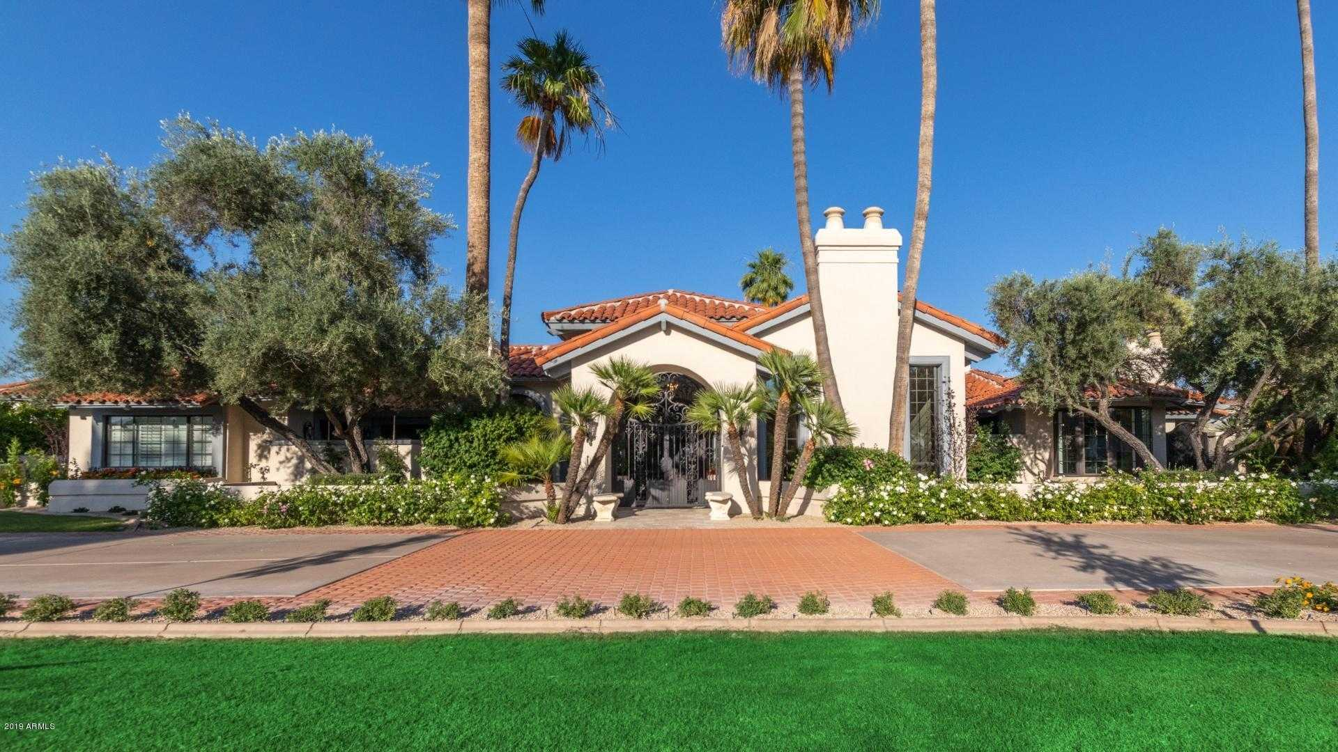 $2,950,000 - 5Br/6Ba - Home for Sale in Camelback Country Estates, Paradise Valley