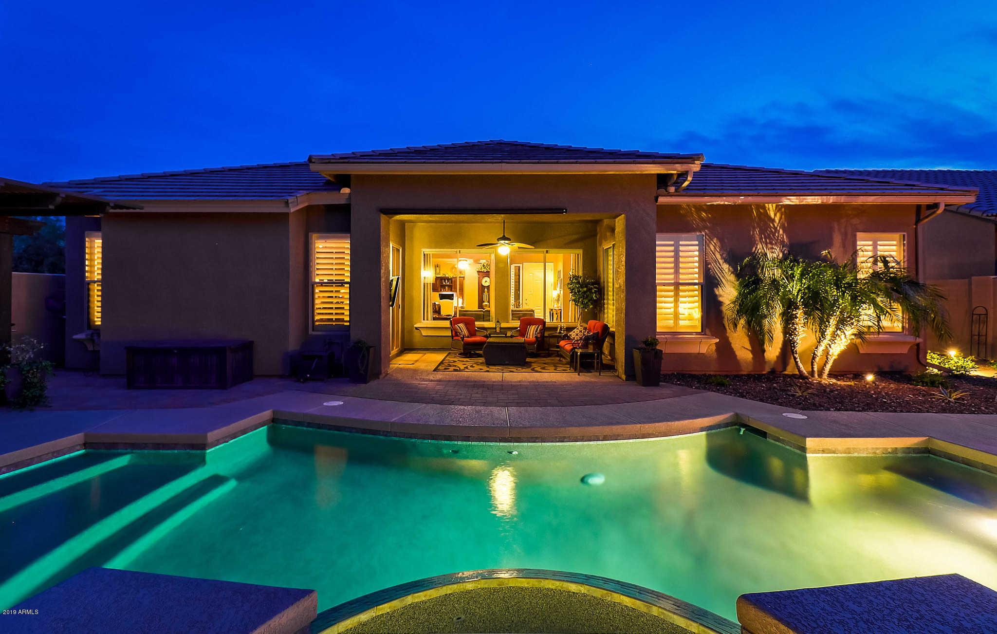 $344,900 - 3Br/2Ba - Home for Sale in Estrella Mountain Ranch Parcel 96b, Goodyear