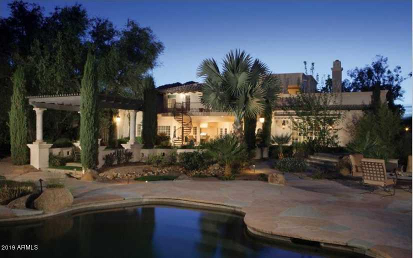 $2,199,000 - 5Br/7Ba - Home for Sale in Tierra Del Paraiso, Paradise Valley