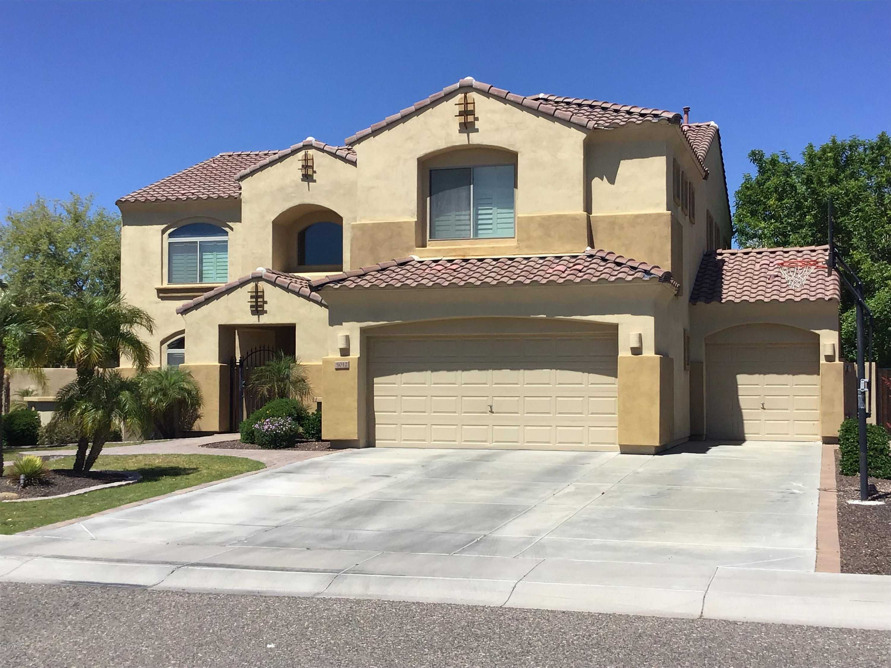 $495,000 - 5Br/3Ba - Home for Sale in Stetson Valley Parcels 7 8 9 10, Phoenix