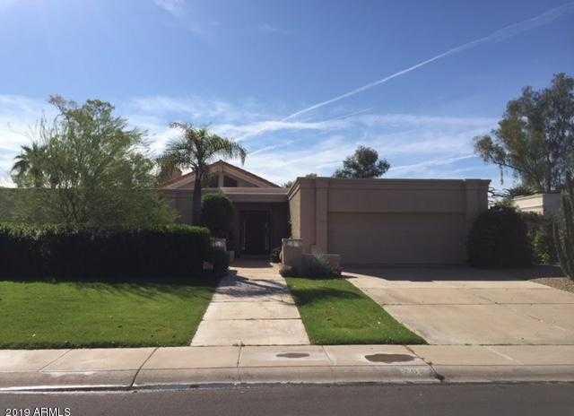 7625 E Via Del Placito Road Scottsdale, AZ 85258
