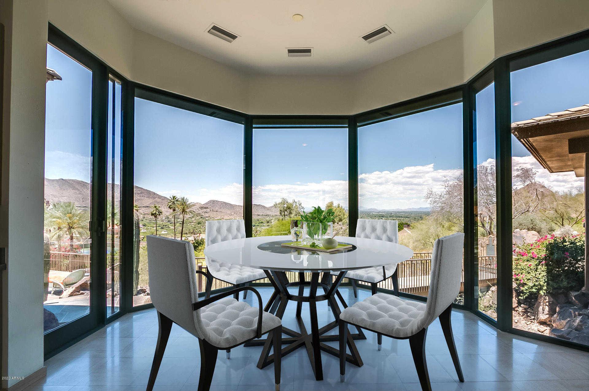 $2,150,000 - 3Br/4Ba - Home for Sale in Las Brisas Amd, Paradise Valley
