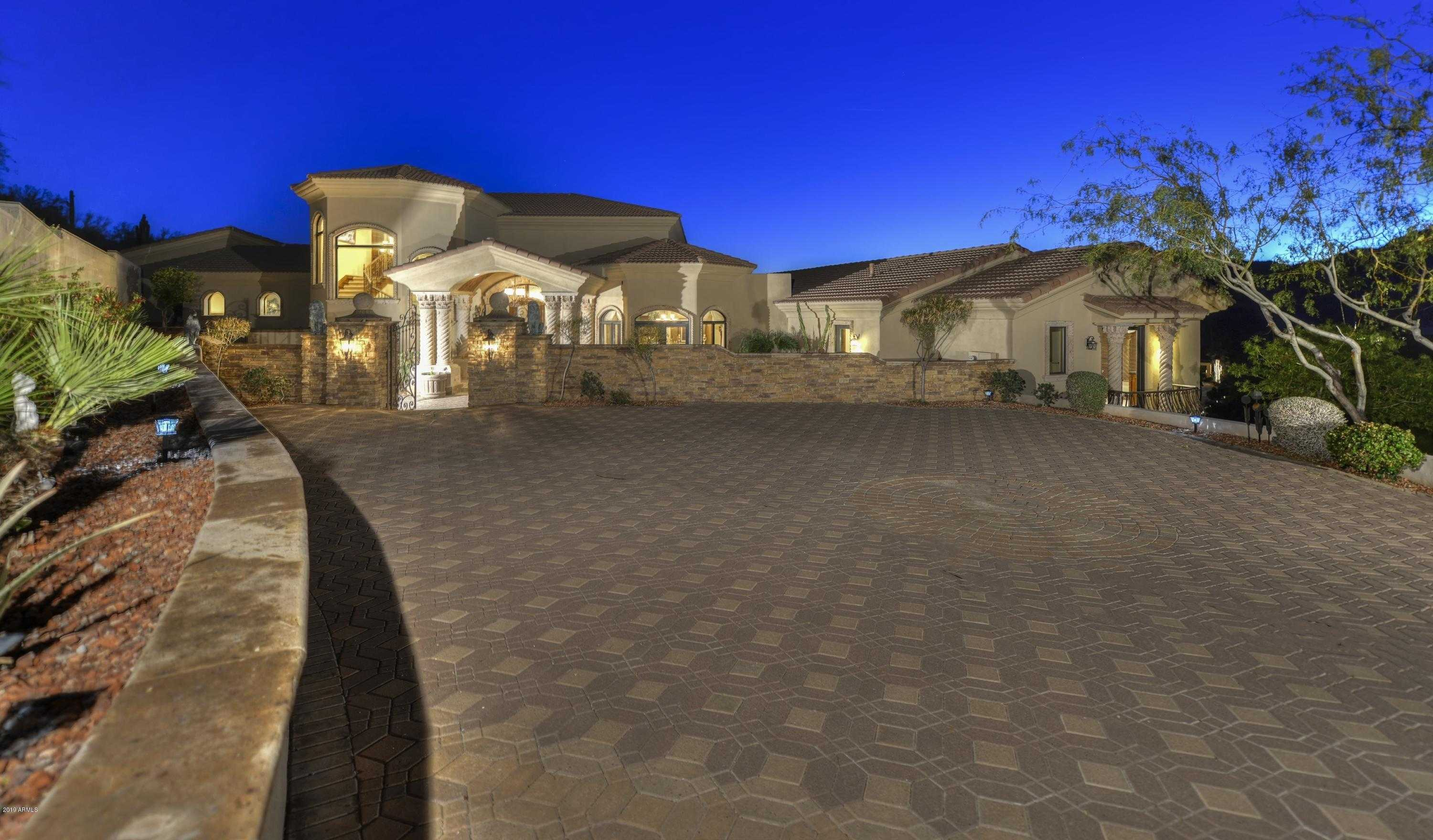 $4,600,000 - 5Br/7Ba - Home for Sale in Clearwater Hills 2 Private Roads, Paradise Valley