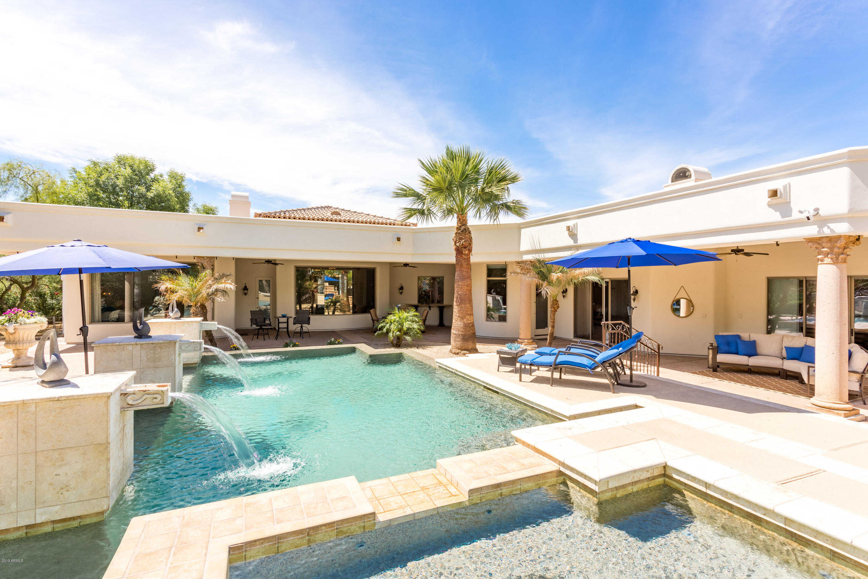 $2,599,000 - 6Br/7Ba - Home for Sale in Rancho Sunny Vale Lots 1-8, 27-34, Paradise Valley