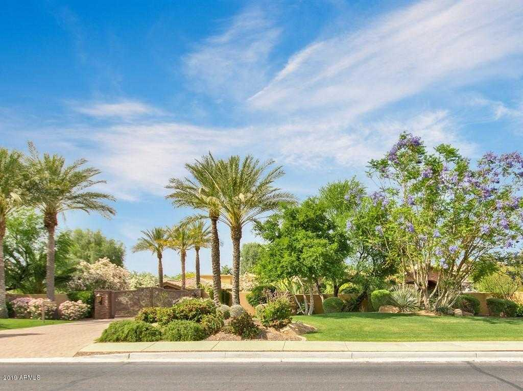 $5,849,000 - 6Br/8Ba - Home for Sale in None, Paradise Valley