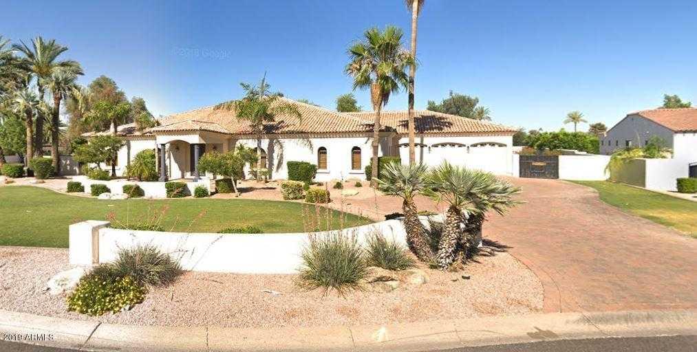 $1,775,000 - 5Br/5Ba - Home for Sale in San Marino Villa, Paradise Valley