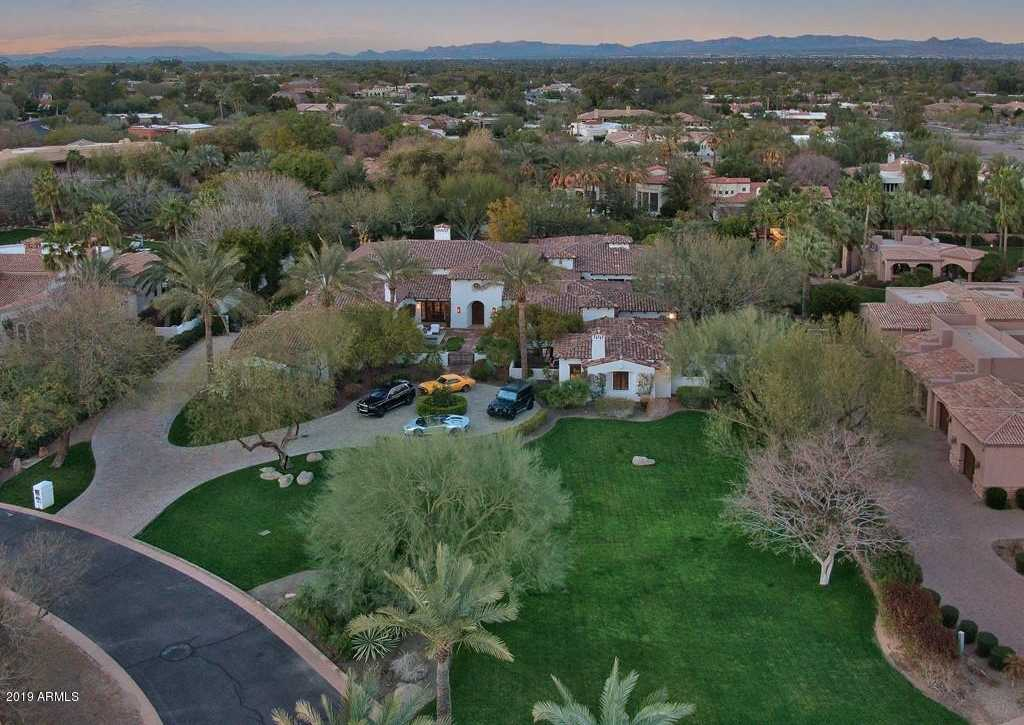 $5,285,000 - 5Br/7Ba - Home for Sale in Judson, Paradise Valley