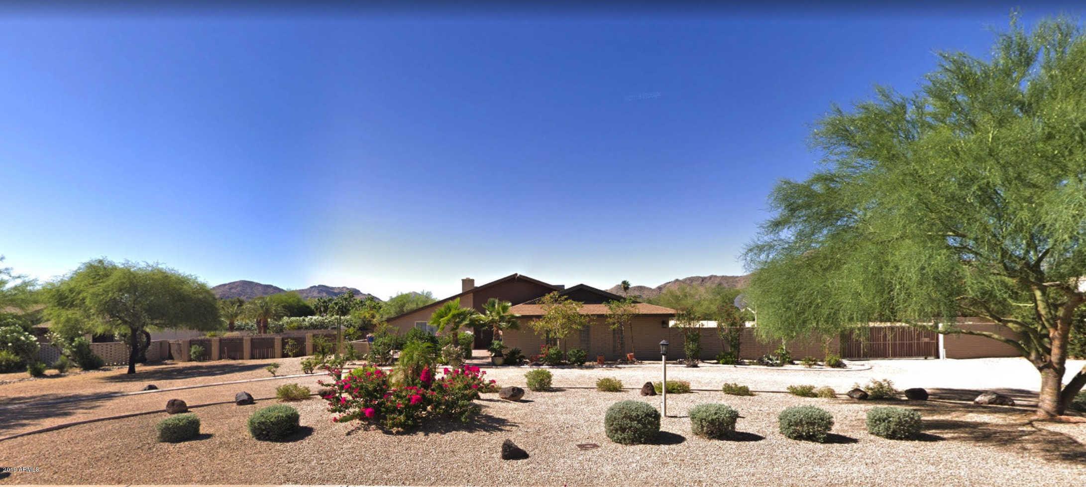 $1,040,000 - 4Br/3Ba - Home for Sale in Tatum Garden Estates, Paradise Valley
