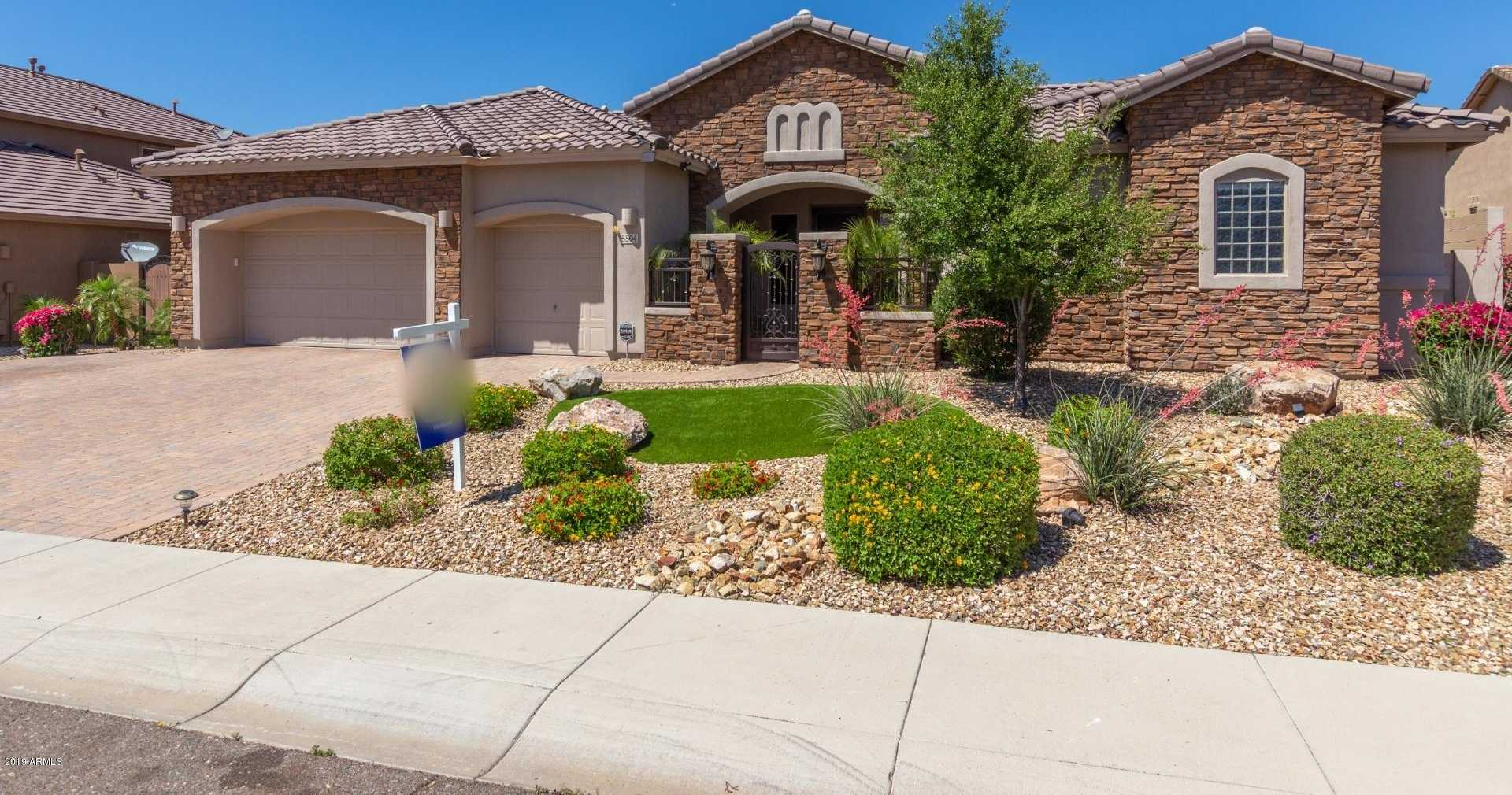 $545,000 - 4Br/3Ba - Home for Sale in Stetson Valley Parcels 30 31 32 33, Phoenix