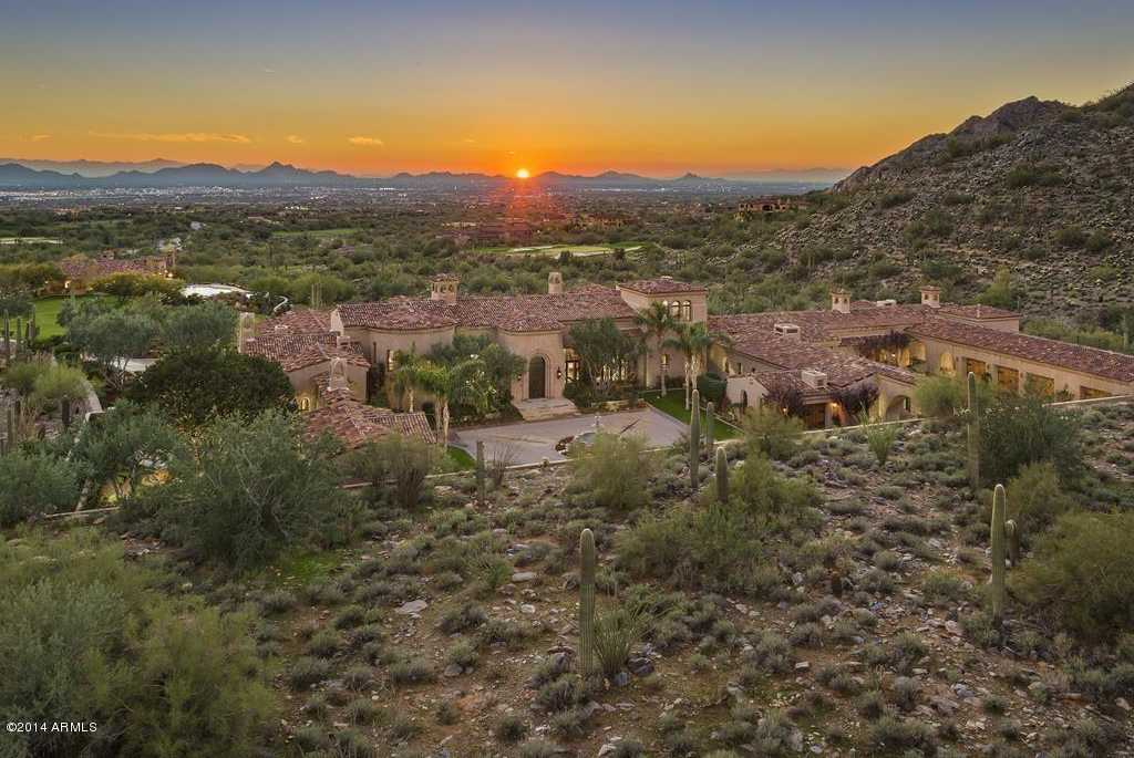 $32,000,000 - 8Br/10Ba - Home for Sale in Silverleaf At Dc Ranch, Scottsdale