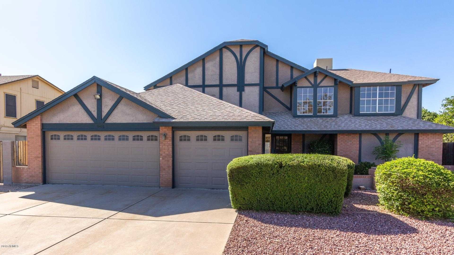 $360,000 - 5Br/4Ba - Home for Sale in Hickory Shadows 2 Lot 1-133 Tr A, Glendale