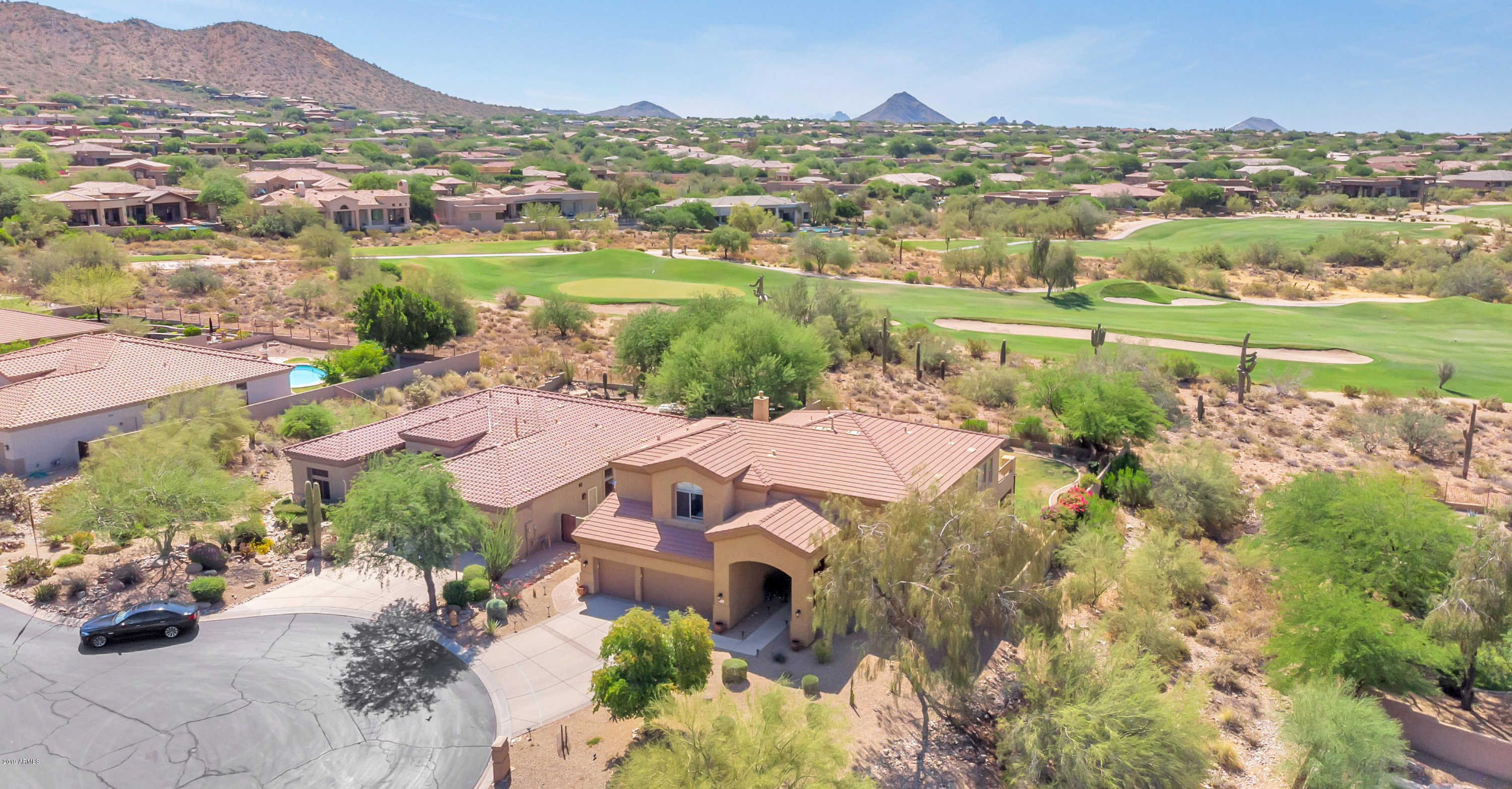 $849,900 - 4Br/4Ba - Home for Sale in Ancala West, Scottsdale