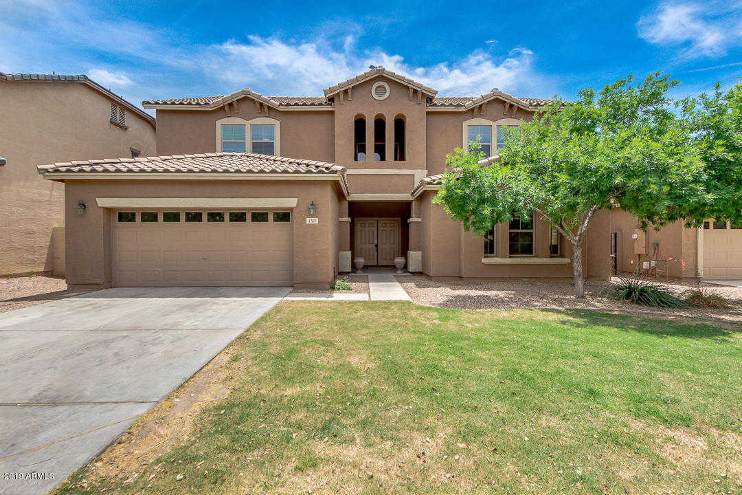 $300,000 - 5Br/3Ba - Home for Sale in Laredo Ranch Unit 2, San Tan Valley
