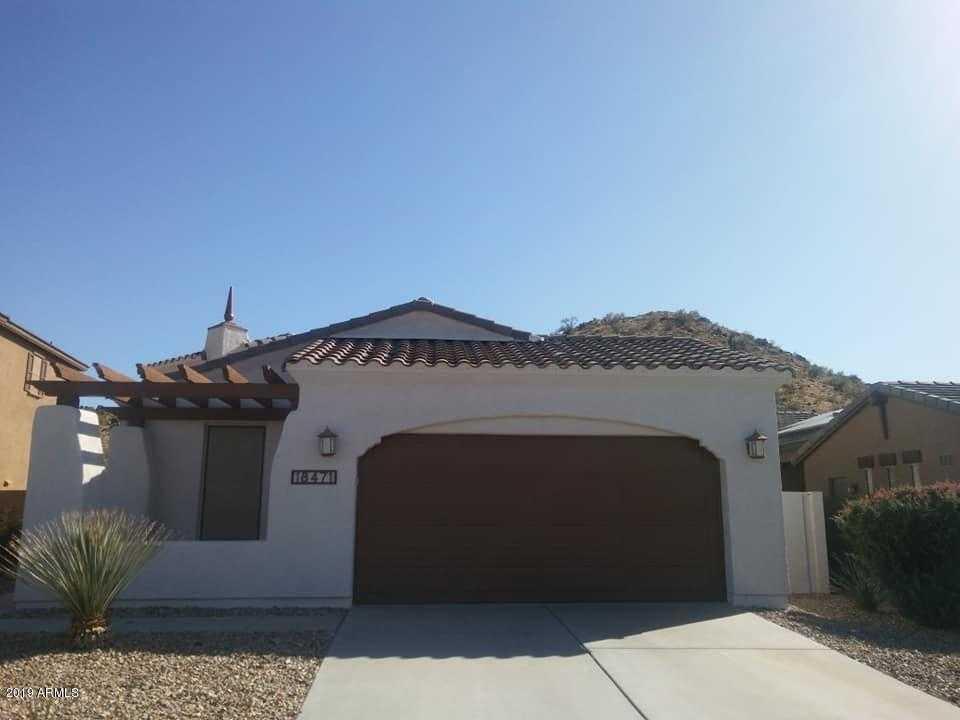 $265,000 - 3Br/2Ba - Home for Sale in Estrella Mountain Ranch Parcel 100a, Goodyear
