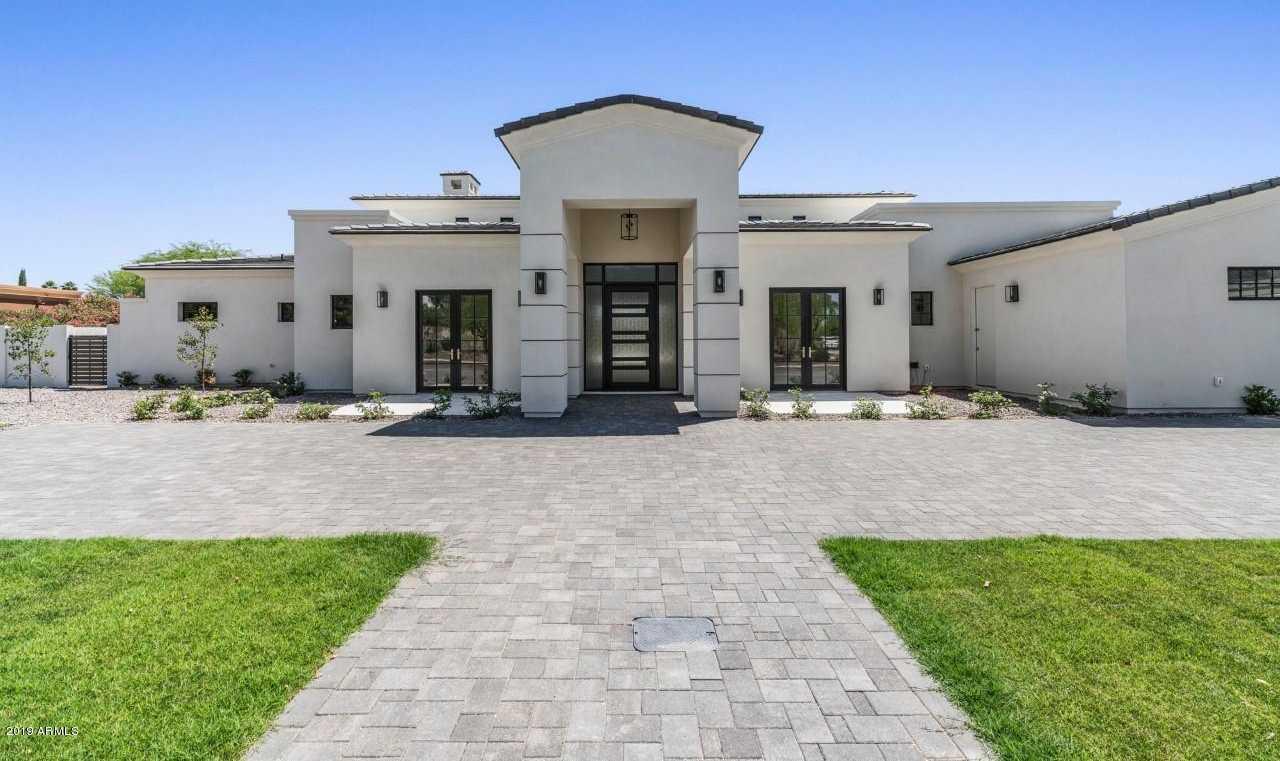 $2,395,000 - 4Br/5Ba - Home for Sale in Tierra Feliz North 2, Paradise Valley