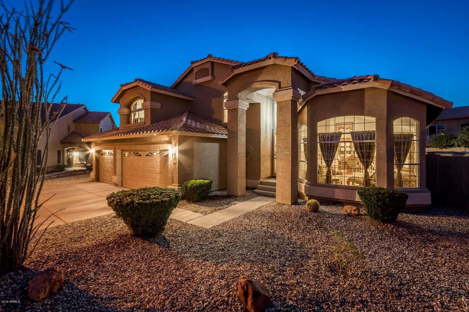 $430,000 - 5Br/3Ba - Home for Sale in Continental At Arrowhead Ranch, Glendale
