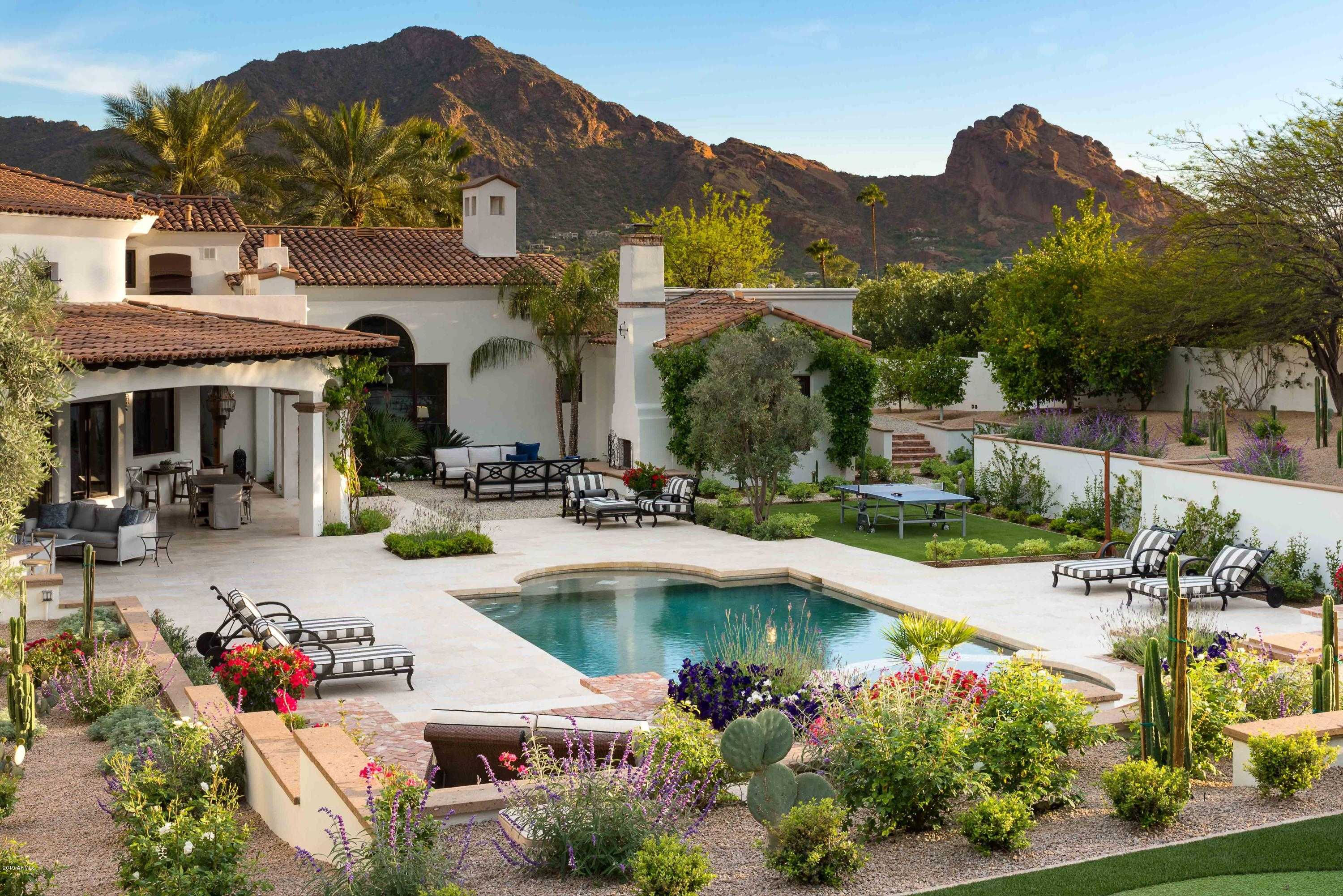 $4,500,000 - 5Br/8Ba - Home for Sale in S9t2nr4e, Paradise Valley