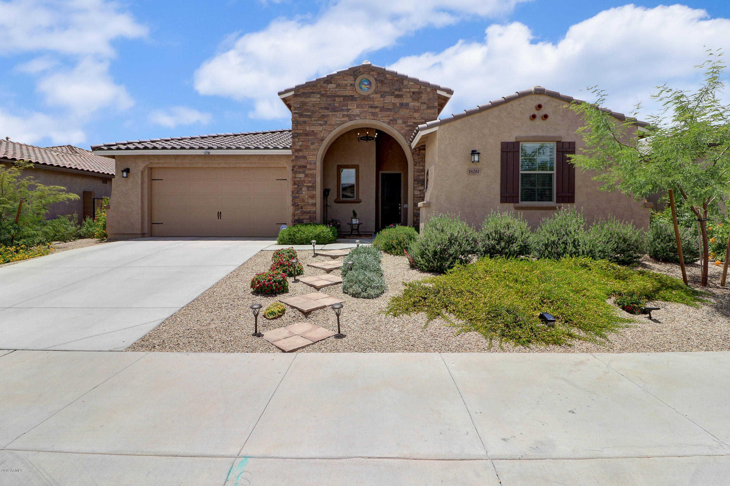 $342,900 - 3Br/2Ba - Home for Sale in Montecito Village At Estrella Mtn Ranch Parel 9.5, Goodyear