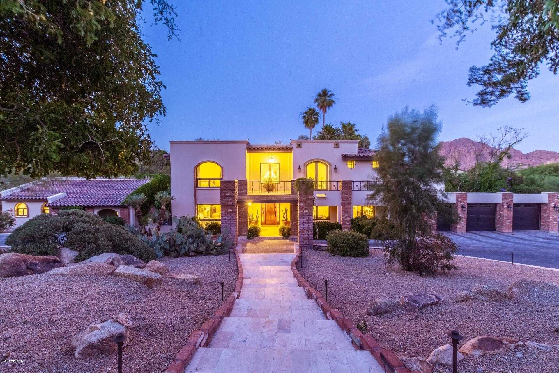 $1,795,000 - 5Br/4Ba - Home for Sale in Camelback Foothills 2, Paradise Valley