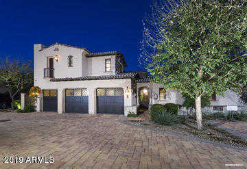 $2,475,000 - 4Br/5Ba - Home for Sale in Montelucia, Paradise Valley