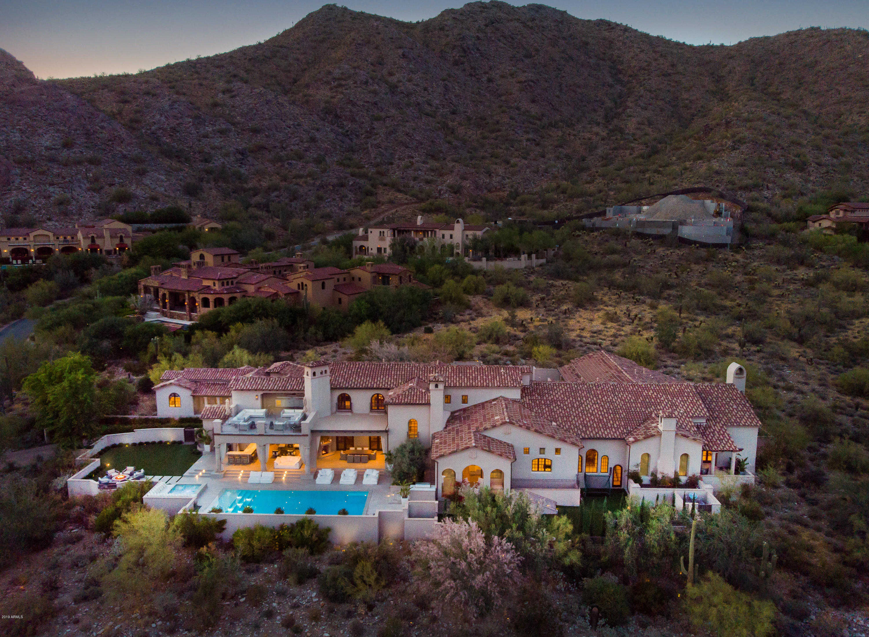 $7,750,000 - 6Br/7Ba - Home for Sale in Silverleaf At Dc Ranch Parcel 6.2, Scottsdale