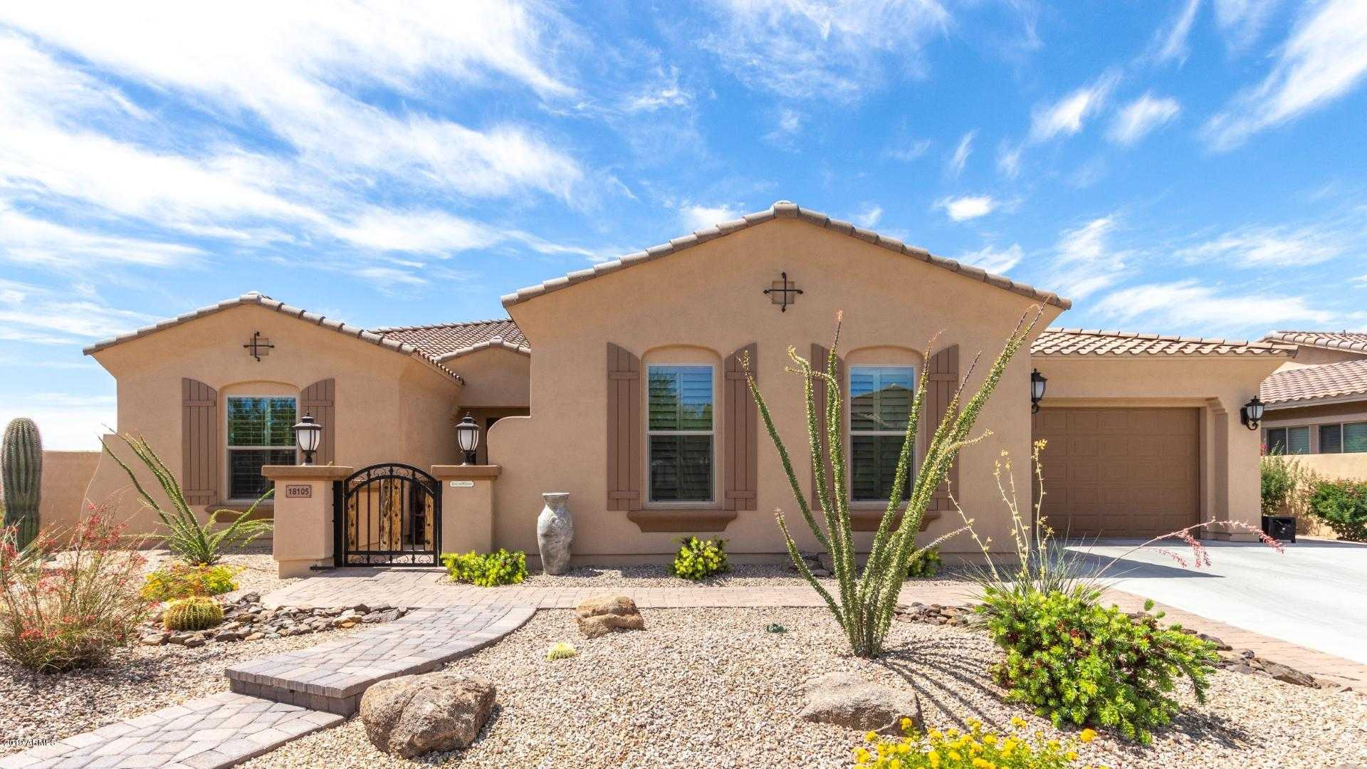 $657,990 - 4Br/4Ba - Home for Sale in Estrella Parcel 5.5 Phase 2, Goodyear