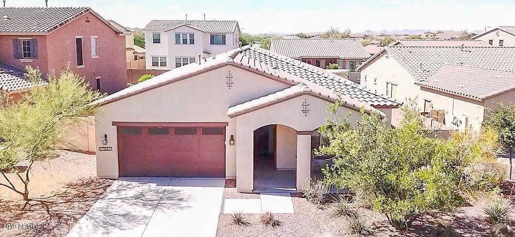 $329,900 - 3Br/3Ba - Home for Sale in Coronado Village At Estrella Mtn Ranch Parcel 7.7, Goodyear