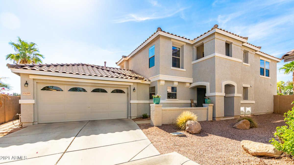 $440,000 - 5Br/3Ba - Home for Sale in Villages At The Spectrum Parcel 1, Gilbert