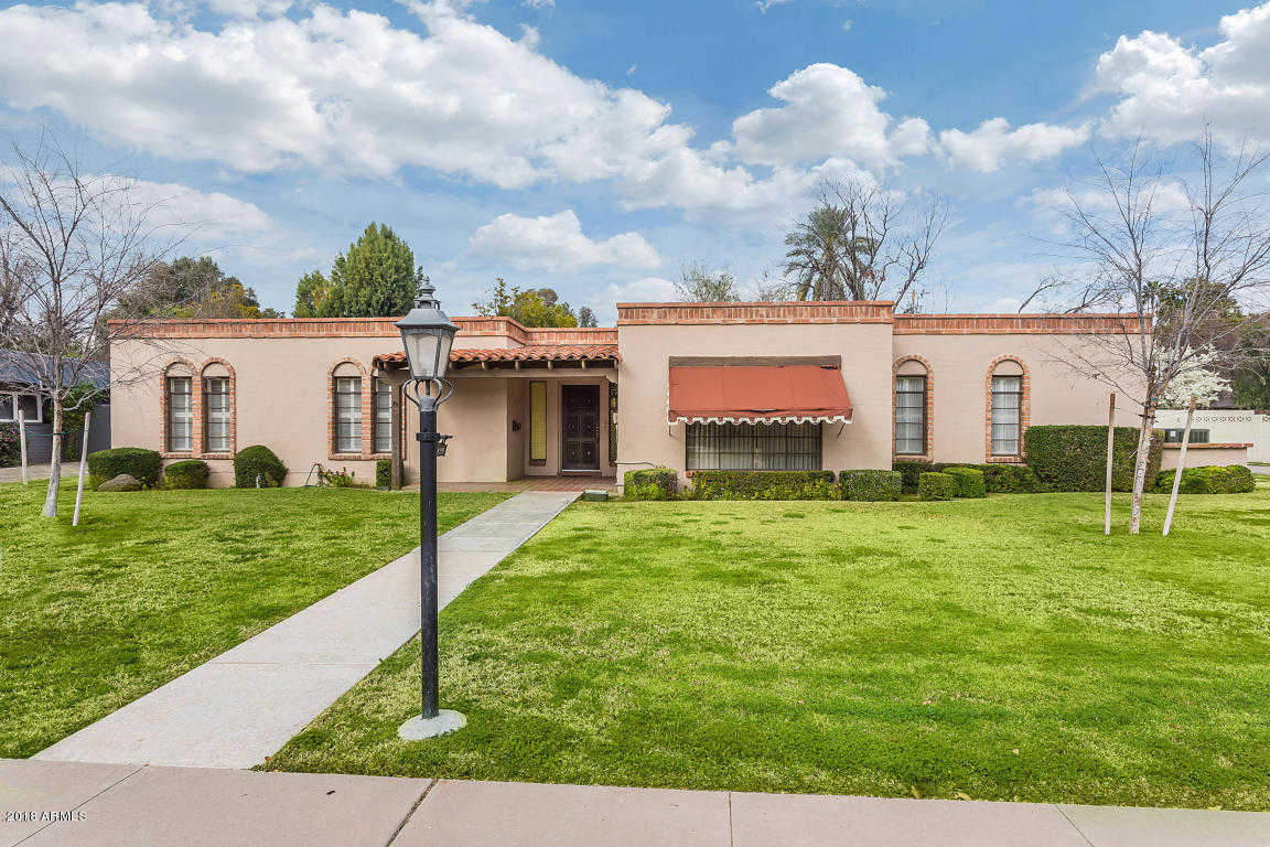 $2,595 - 4Br/3Ba - Home for Sale in Brentwood Park Addition, Phoenix