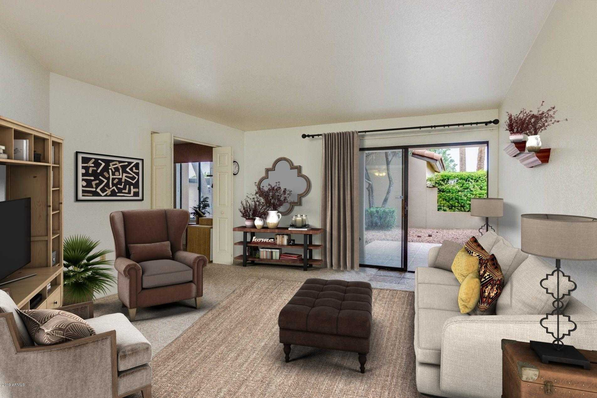 The Mark Luxury High Rise Condos For Sale In Scottsdale