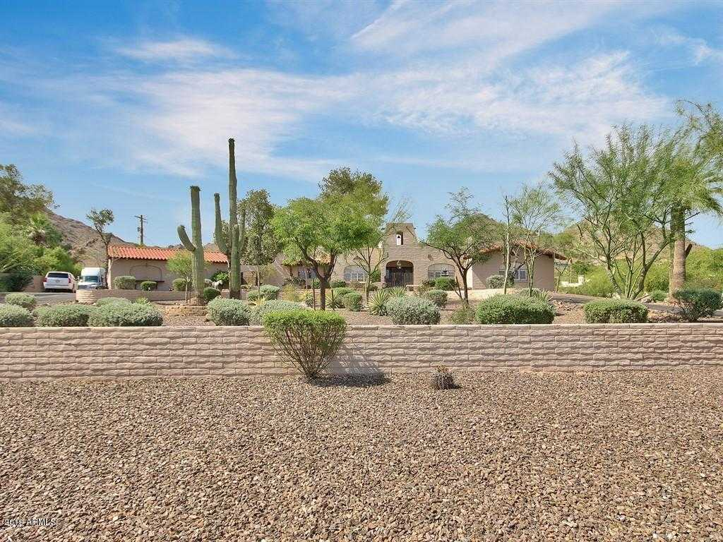 $1,100,000 - 4Br/3Ba - Home for Sale in Lincoln Heights 8, 12-25, 31-44, Paradise Valley