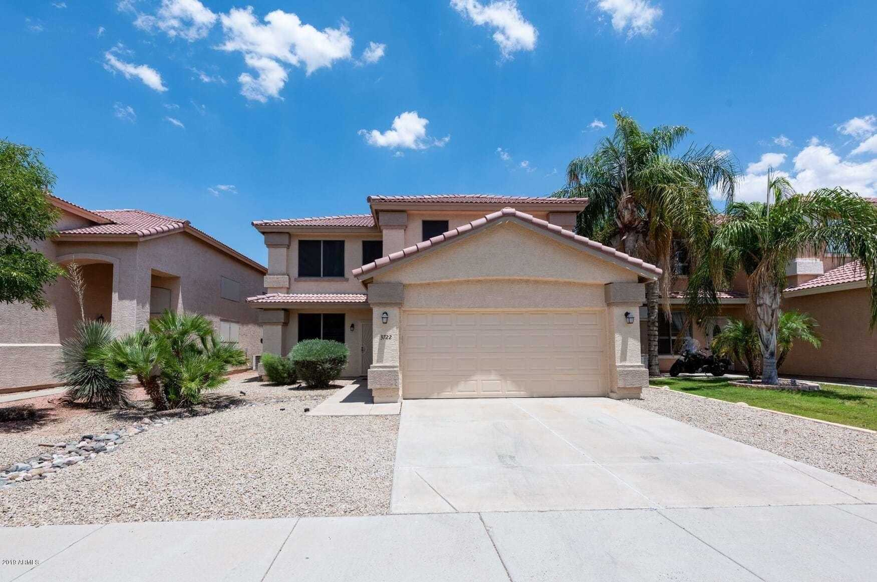 $353,000 - 5Br/3Ba - Home for Sale in Parcels 7c And 1 North Canyon Ranch, Glendale