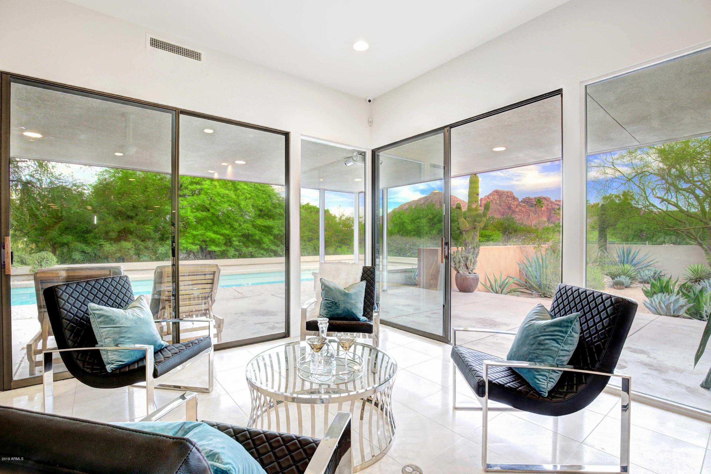$2,099,000 - 4Br/5Ba - Home for Sale in Las Casas Escondidas Lot 1-8, Paradise Valley