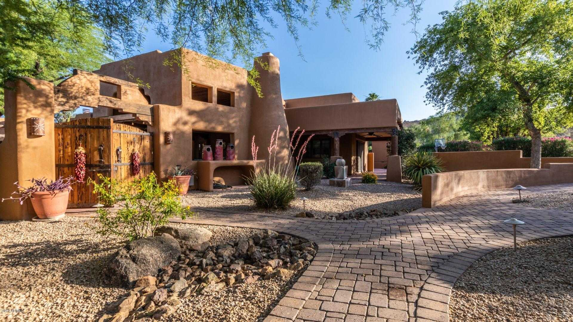 $2,250,000 - 6Br/5Ba - Home for Sale in Sectional, Paradise Valley