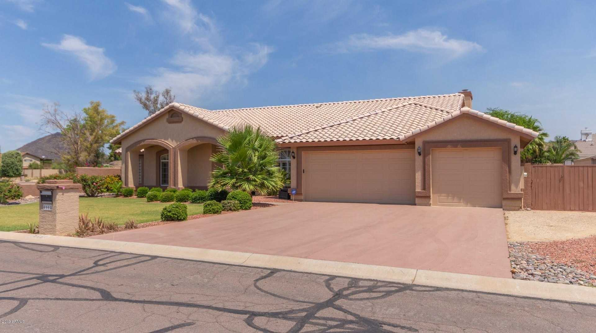 $559,990 - 4Br/3Ba - Home for Sale in Saddle Ranch Estates Unit 2, Glendale