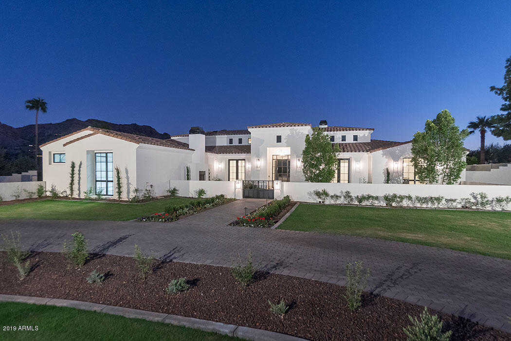 $4,250,000 - 6Br/7Ba - Home for Sale in Valley View Estates, Paradise Valley