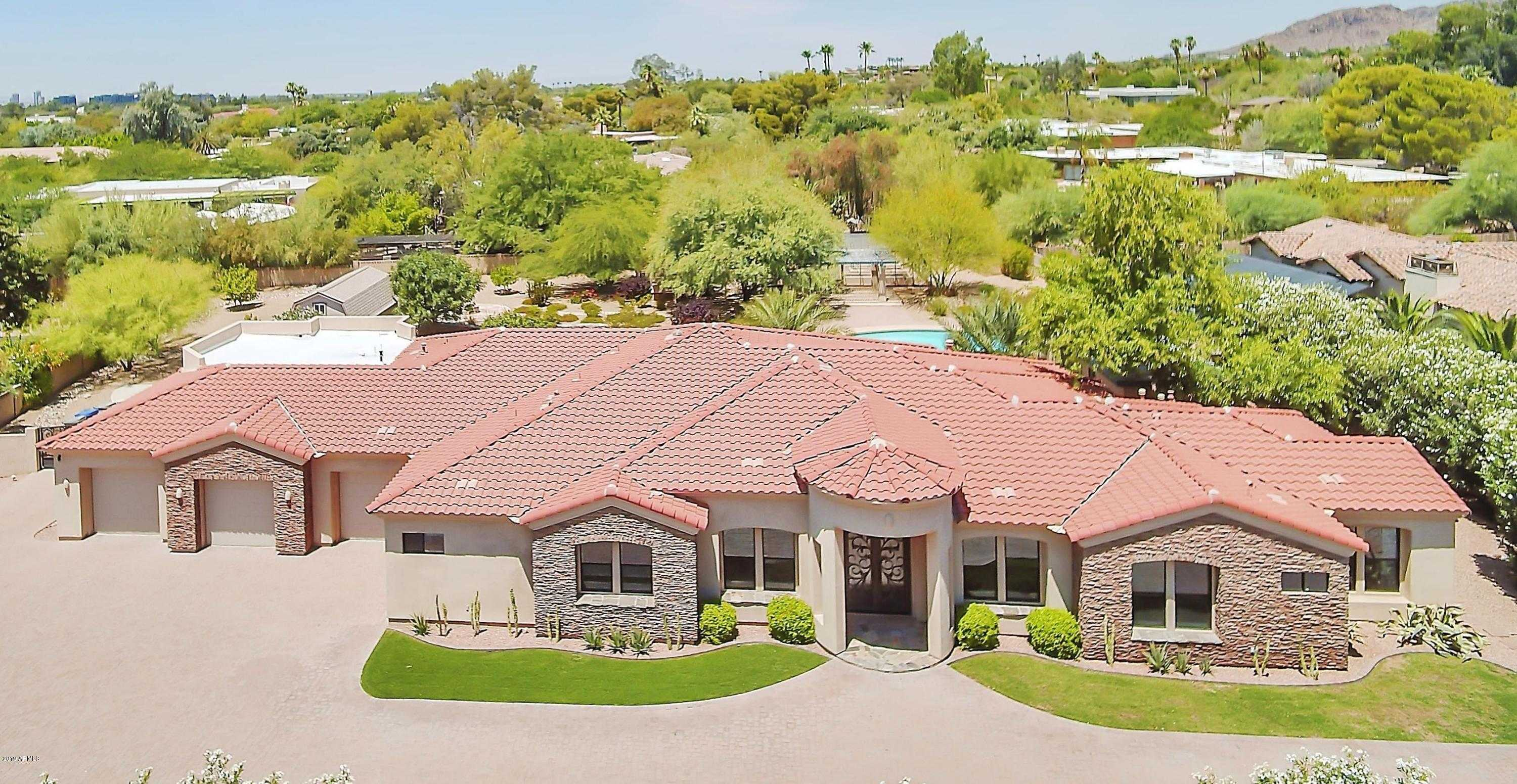 $1,650,000 - 5Br/6Ba - Home for Sale in Camelback Country Estates, Paradise Valley