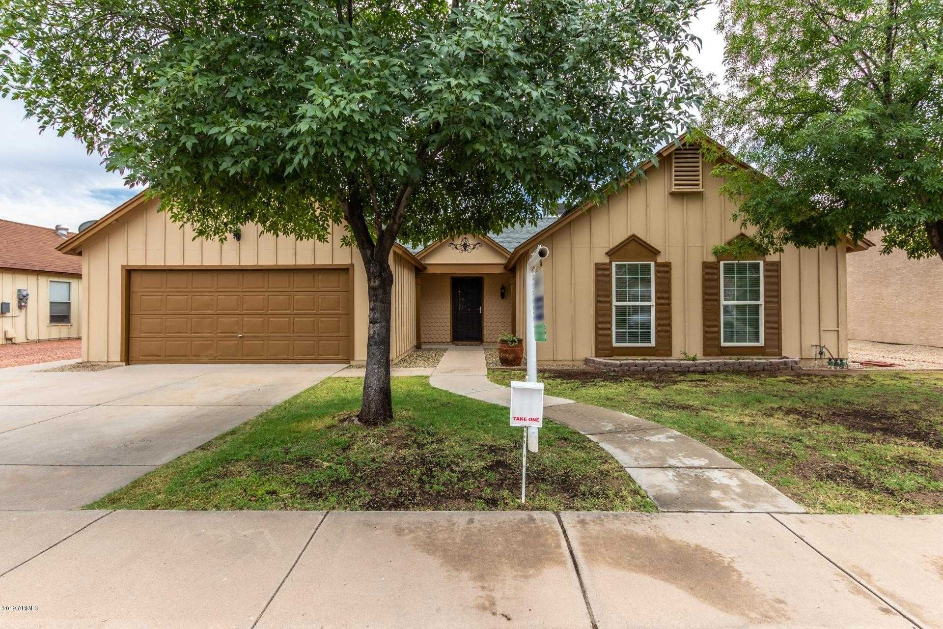 $315,000 - 4Br/2Ba - Home for Sale in Deerview Unit 28 Lot 2544-2829, Glendale