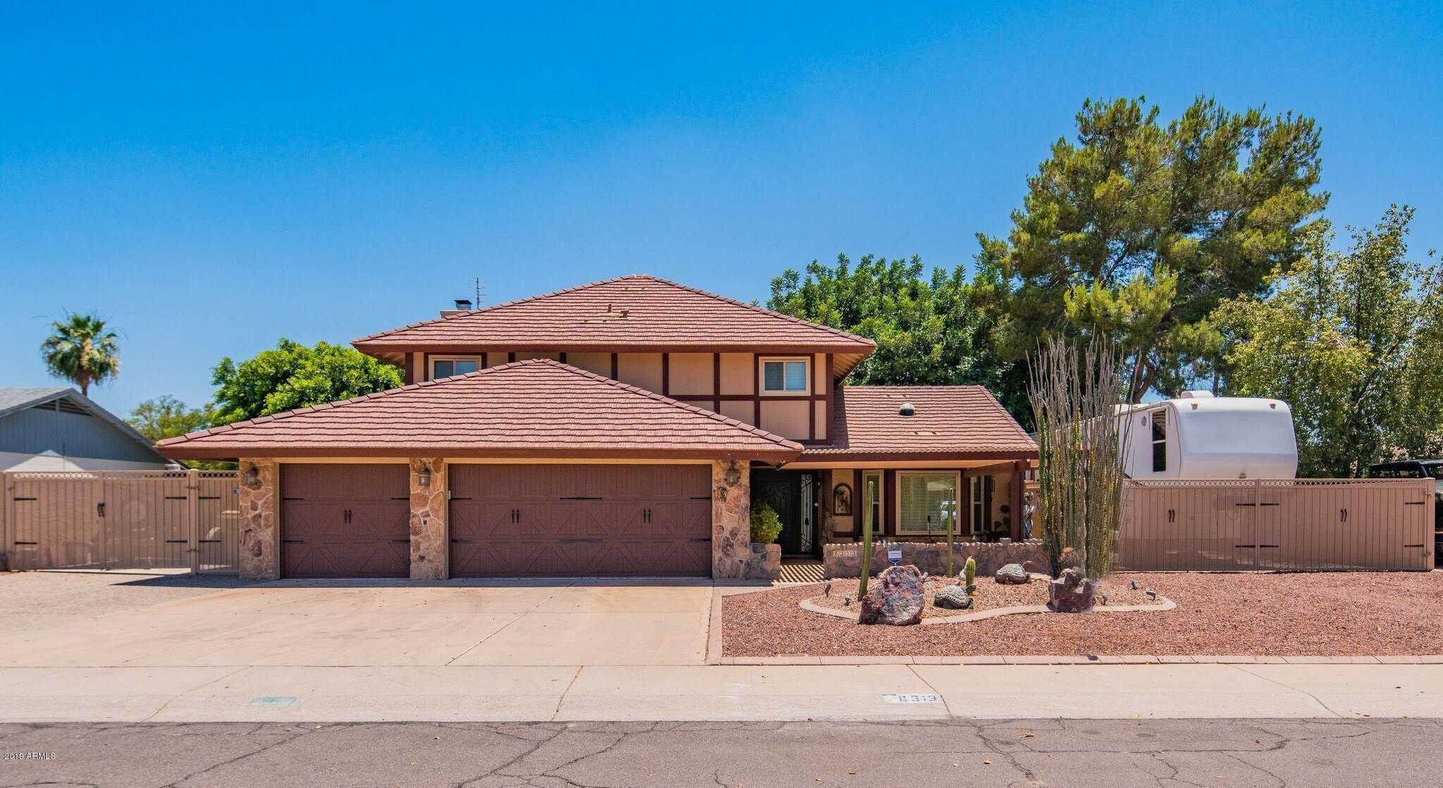 $329,900 - 3Br/3Ba - Home for Sale in West Bluff Lot 366-495, Glendale