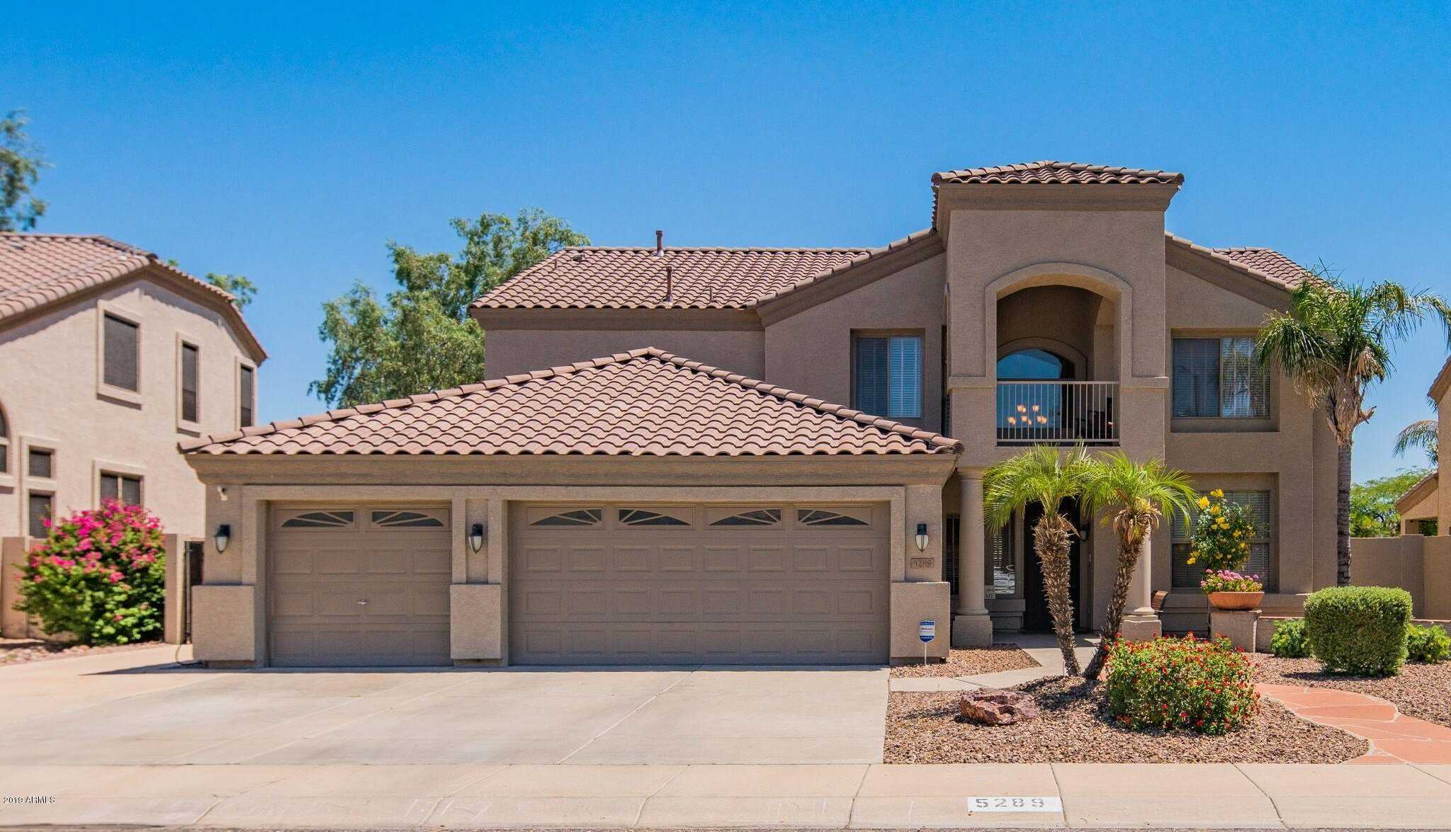 $429,900 - 4Br/3Ba - Home for Sale in Touchstone, Glendale